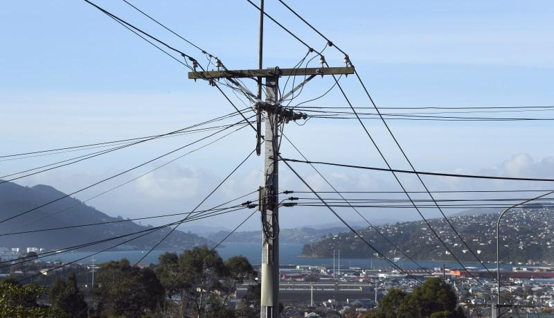Aurora owns and operates the poles, lines, and other equipment that distributes electricity from...