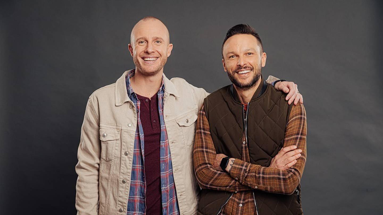 Jono Pryor and Ben Boyce return to our TV screens later this year in Jono & Ben: Good Sports....