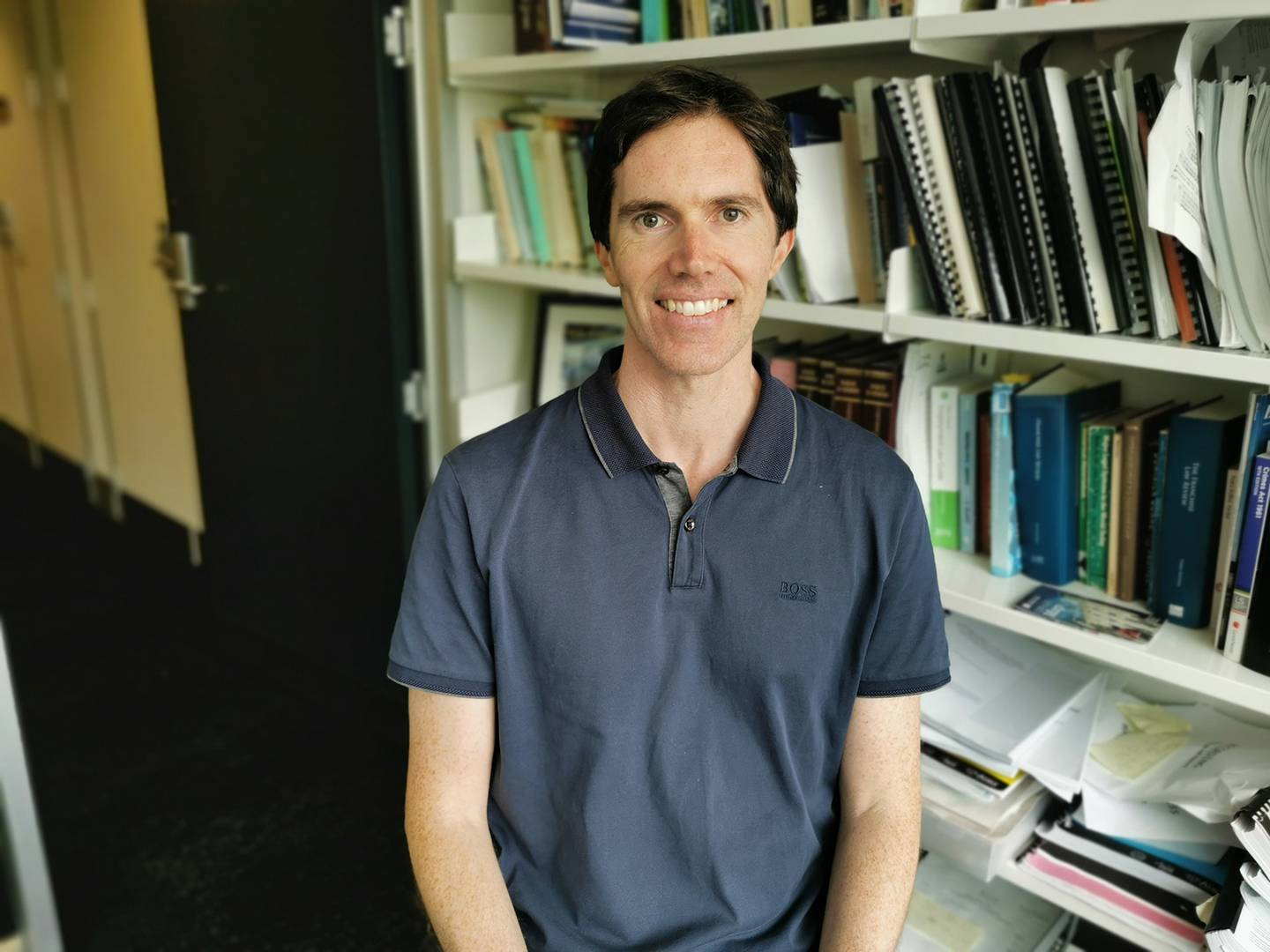 Dr Alan Toy. Photo: Supplied