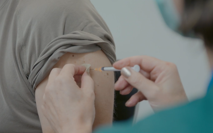 Every uniformed member of the NZDF who could receive the vaccine is expected to get it (file...