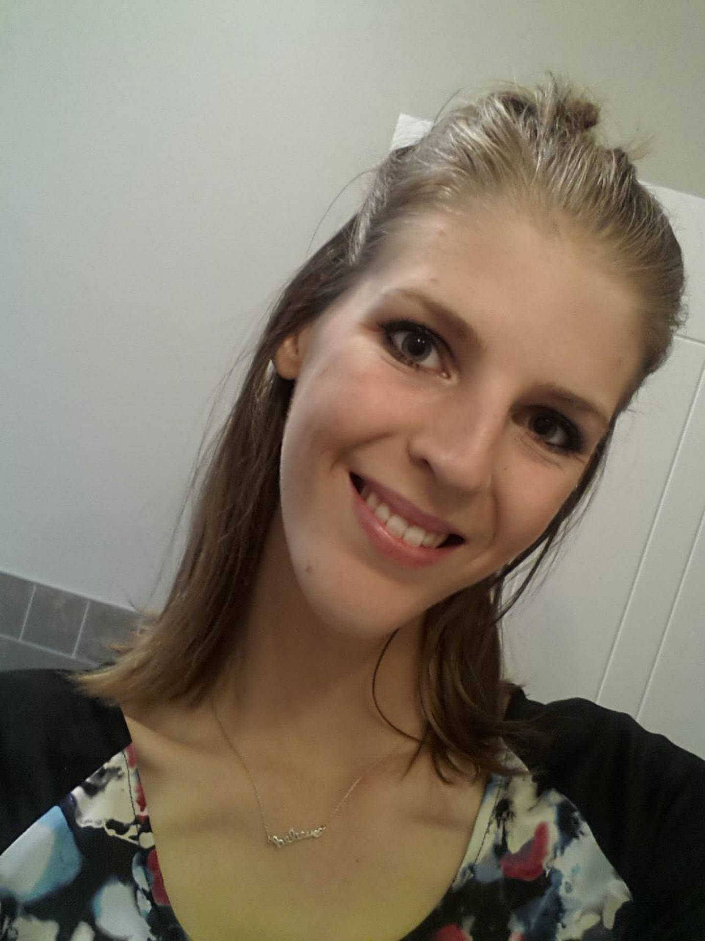 """Megan Nelis says her body was """"wasting away"""" as anorexia took over her life. Photo: Supplied via NZH"""