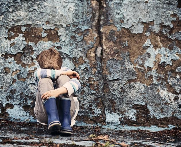 The government is optimistic it will meet initial child poverty targets. Photo: Getty