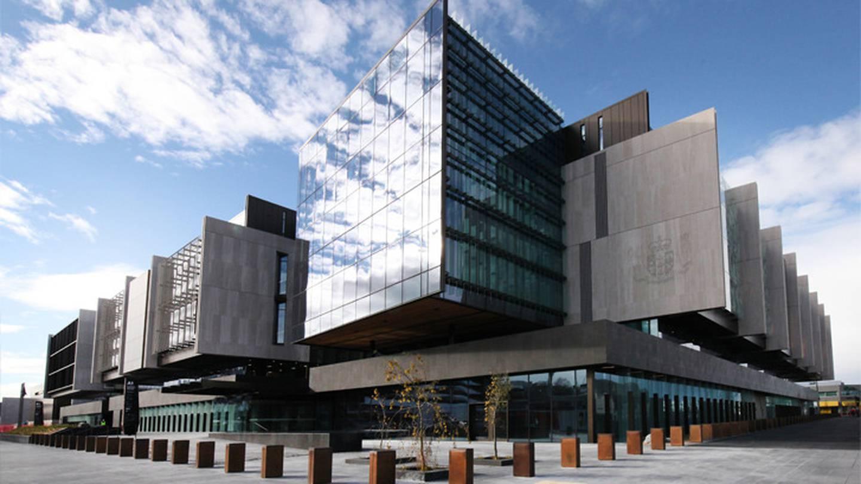 Christchurch District Court. Photo: NZH