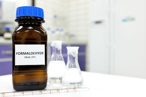Formaldehyde or formalin. Photo: Getty Images