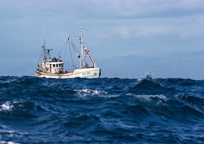 Fishing boat: Getty
