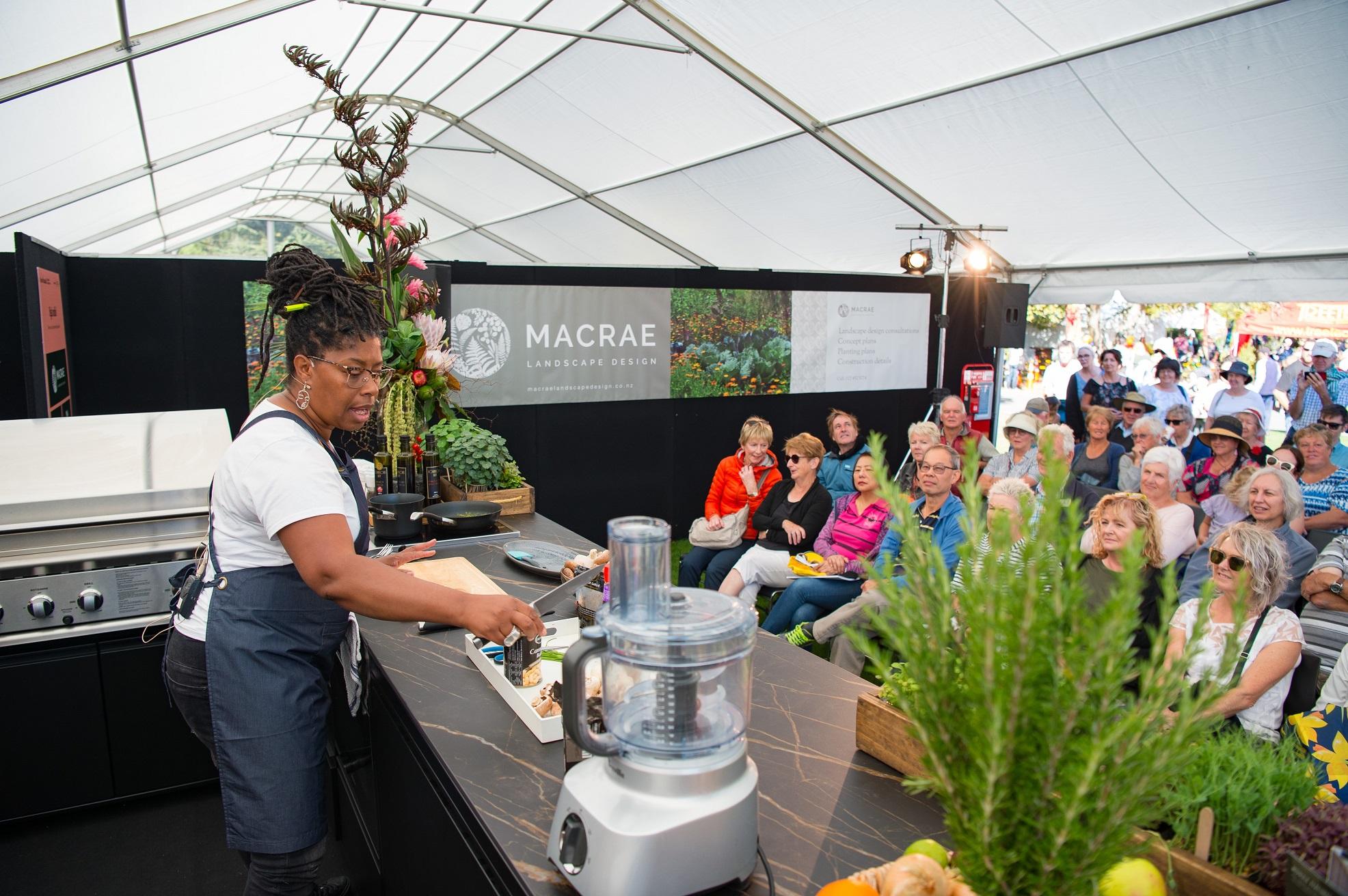 The Grow Ōtautahi Christchurch Garden Festival will return next year. Photo: Grow Ōtautahi...