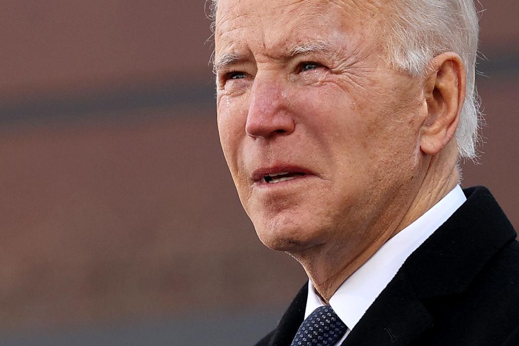 US President Joe Biden. File photo