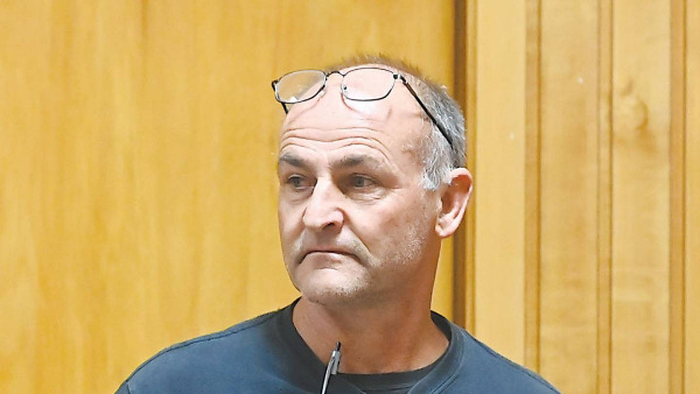 John Bracken was found guilty of 39 charges of dishonestly using a document - GST refund claim...