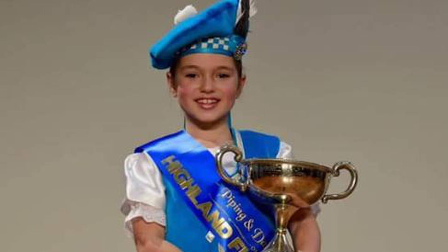 Emily Branje, 9, of Christchurch, was swept away when whitebaiting with her grandfather. Photo:...