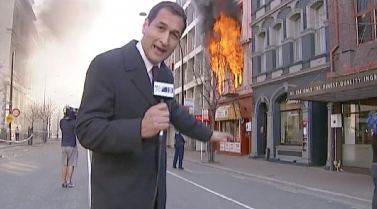 McRoberts began working for TV3 in 2001. Photo: Newshub