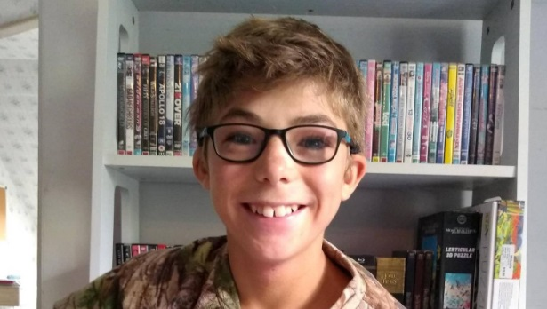 13-year-old Jordan has been found safe and well. Photo: NZ Police