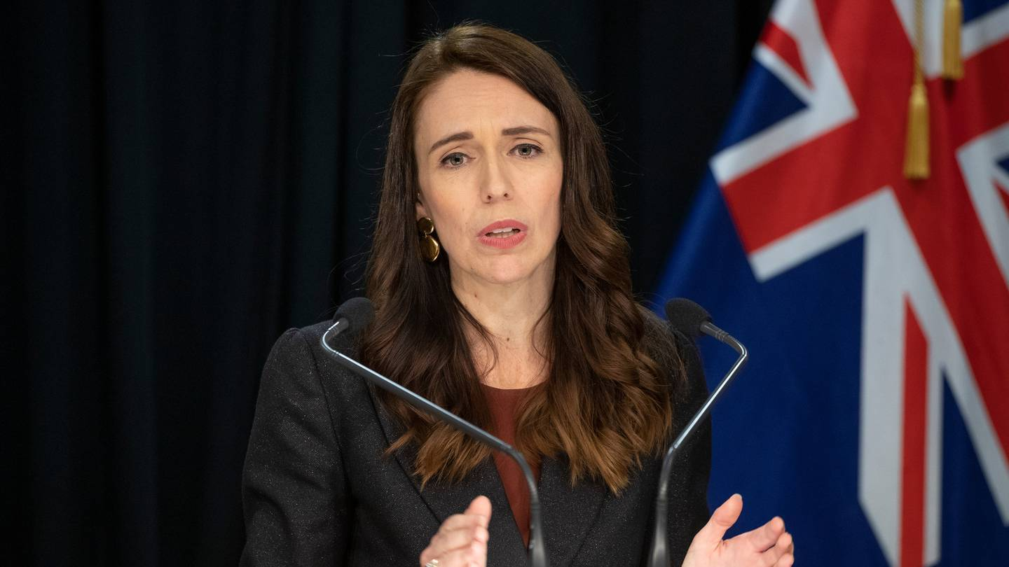 Prime Minister Jacinda Ardern  said China and New Zealand continued to work together, there were...