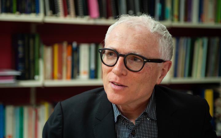 Prof Michael Baker. Photo: Otago University of Wellington
