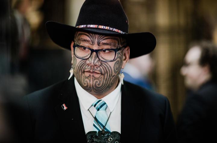 Māori Party co-leader Rawiri Waititi. Photo: RNZ