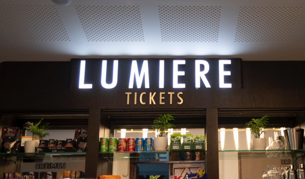 Lumière Cinemas. Photo: artscentre.org.nz