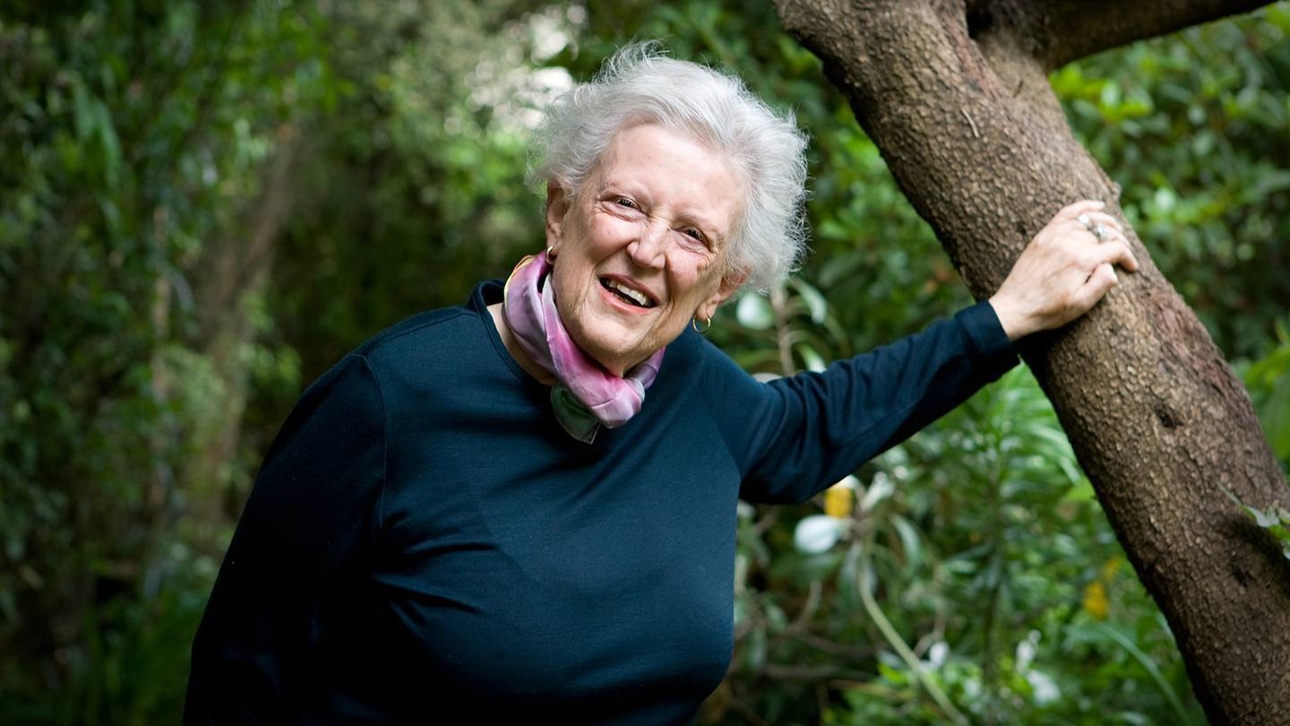 Margaret Mahy's old book collection may go back to the community if a bid to purchase her former...