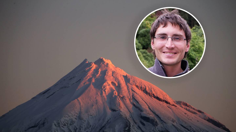 Peter Kirkwood died on Mt Taranaki on Tuesday. Photo: NZH