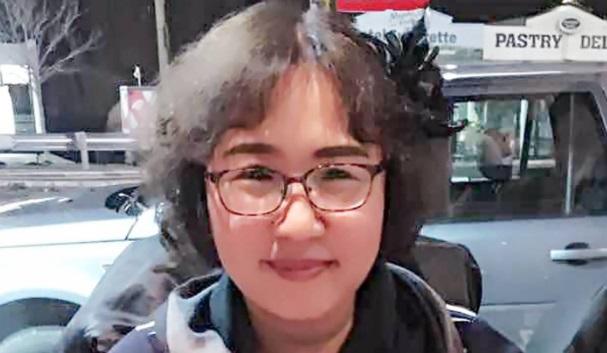 Elizabeth Zhongwas found dead late last year. Photo: Supplied