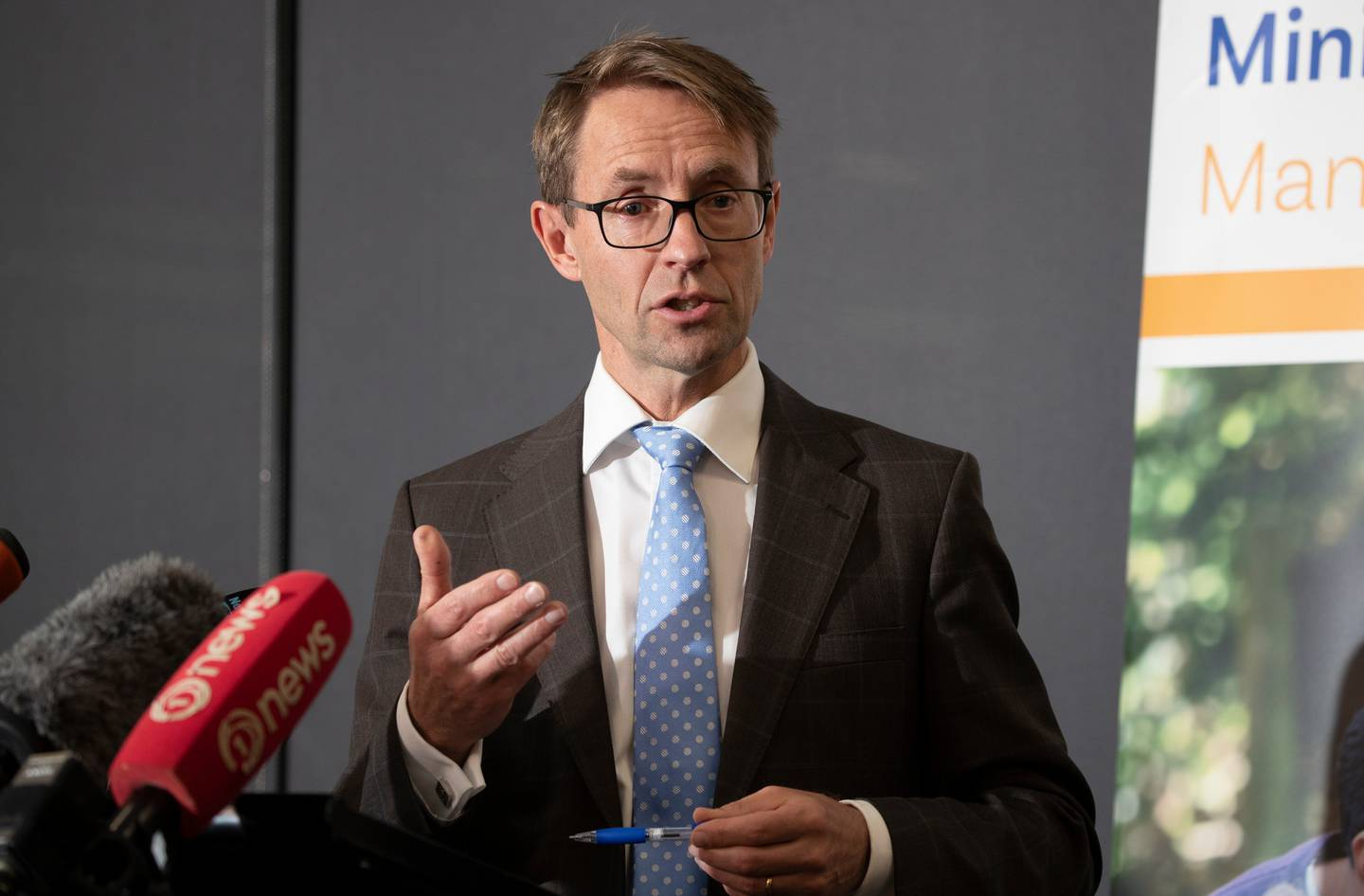 Director-general of Health Ashley Bloomfield. File photo