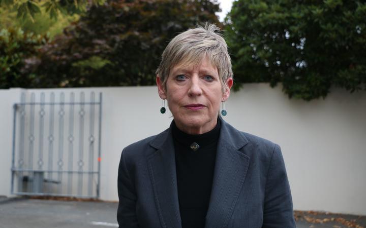 Christchurch Mayor Lianne Dalziel. Photo: RNZ