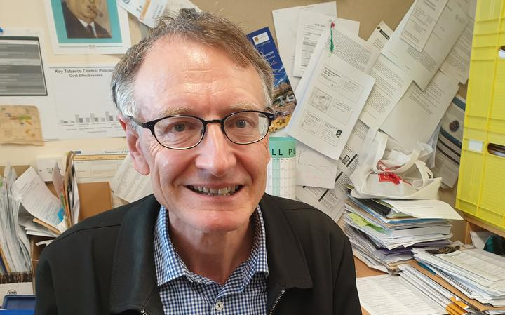 Professor Nick Wilson: 'I think the Government has missed things'. Photo: RNZ