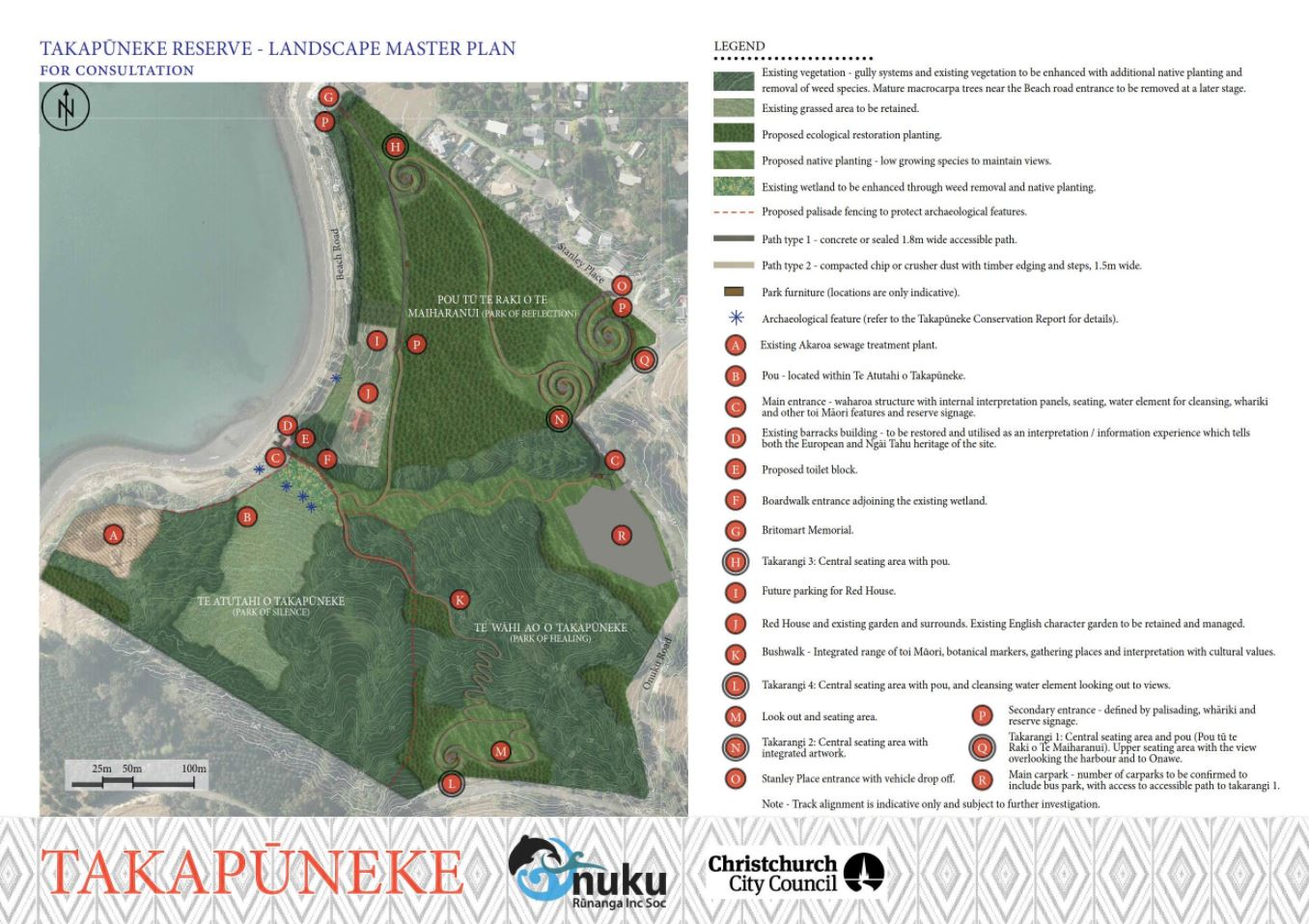 The Takapūneke landscape overview. Credit: CCC