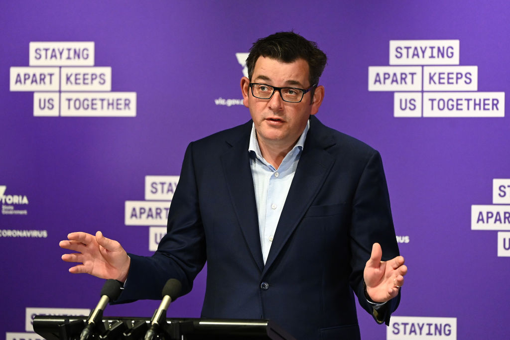 Premier Daniel Andrews is set to announce separate pathways for how and when Melbourne and...
