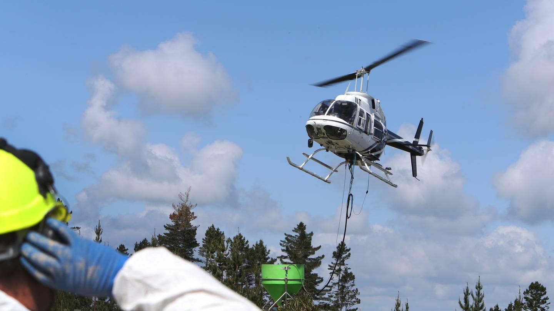 Doc chopper 1080 NZ Herald