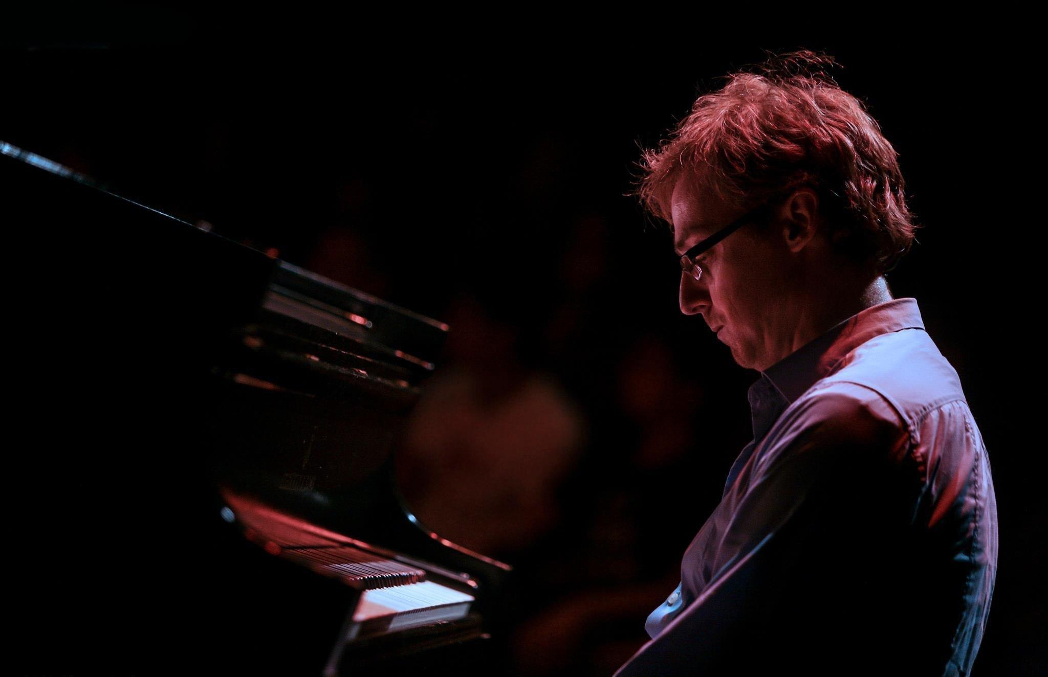 Jazz pianist Duncan Haynes. PHOTO: SUPPLIED