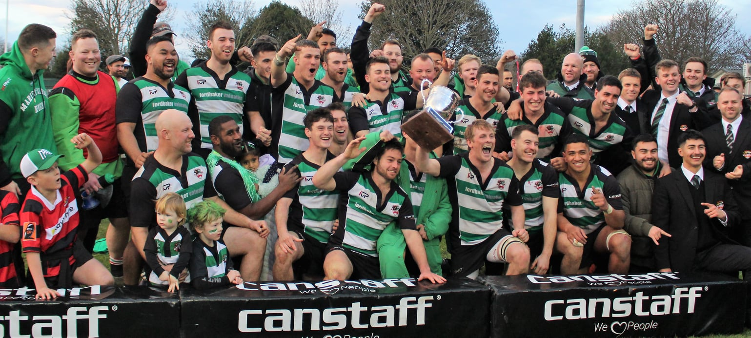Marist Albion claimed their first Christchurch Metro Cup title since 2003. PHOTO: BRIDGITT ROBINSON