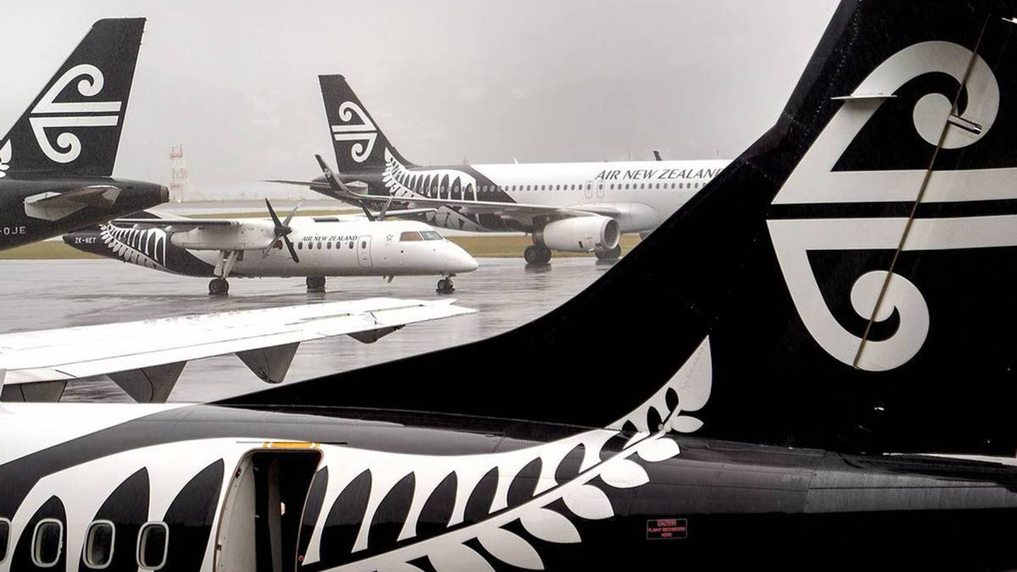 Air NZ is updating its in-flight snack options. Photo: NZ Herald