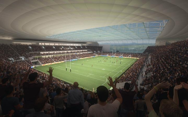 A majority of councillors voted to reduce the capacity of the $473 million covered stadium to 25...