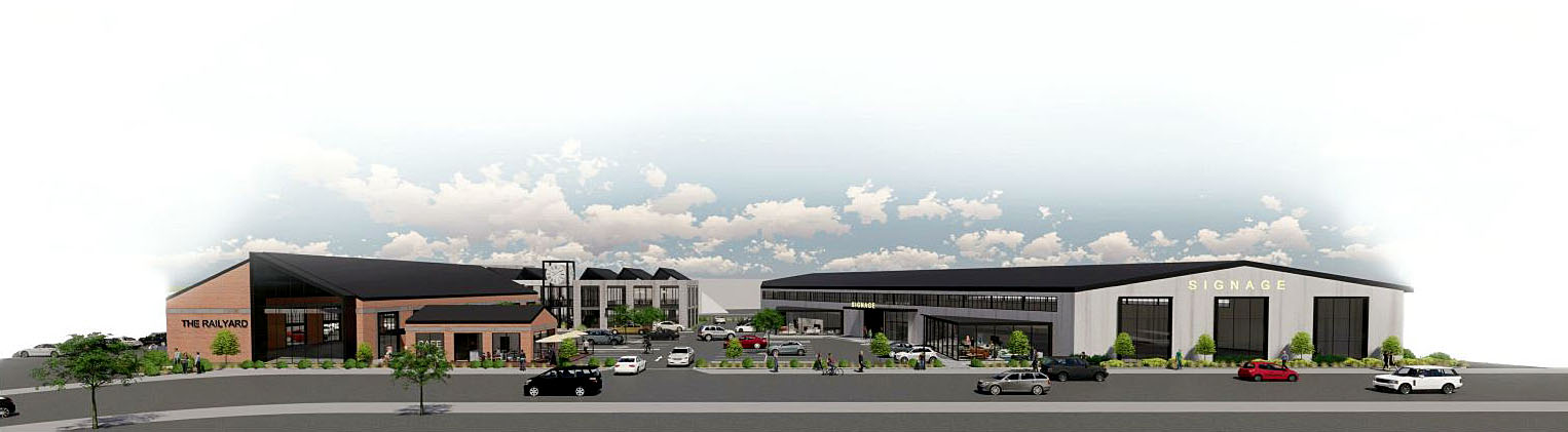 The Equestrian Hotel will be demolished to make way for the new commercial development hub. Image...