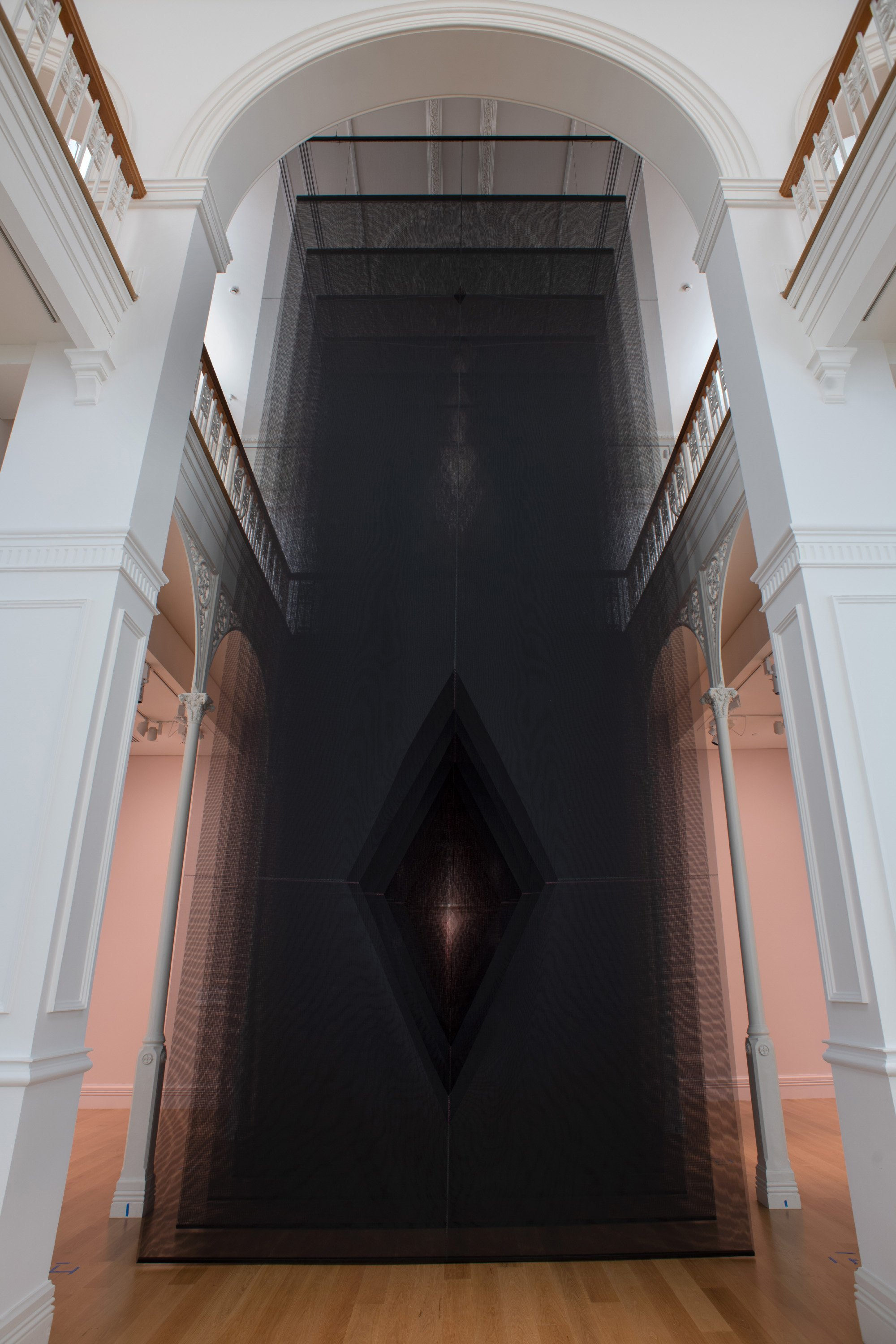Atapo (2020), by the Mata Aho Collective and Maureen Lander, won the Walters Prize in 2021. PHOTO...