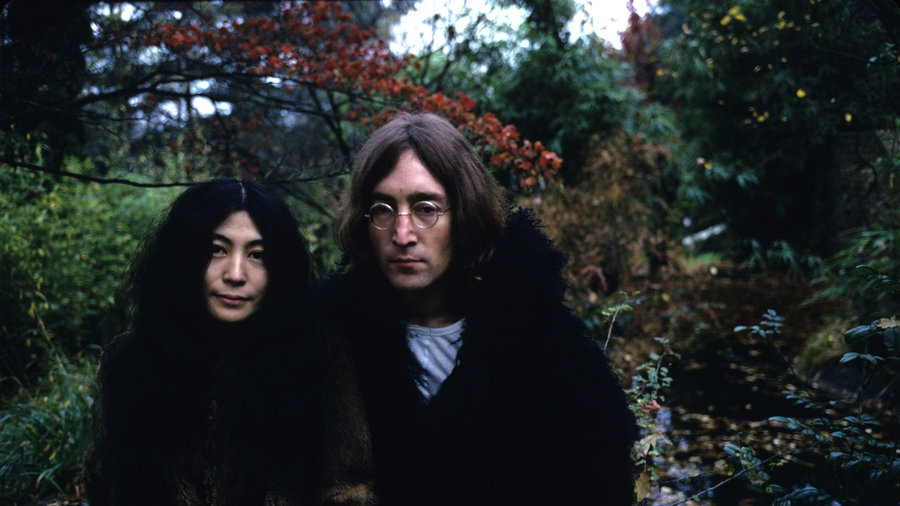 Yoko Ono and John Lennon arrived in northern Denmark in late December 1969 and stayed at an...