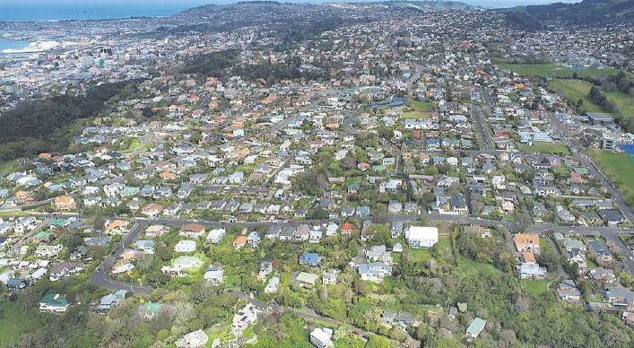 Maori Hill. Photo: Stephen Jaquiery