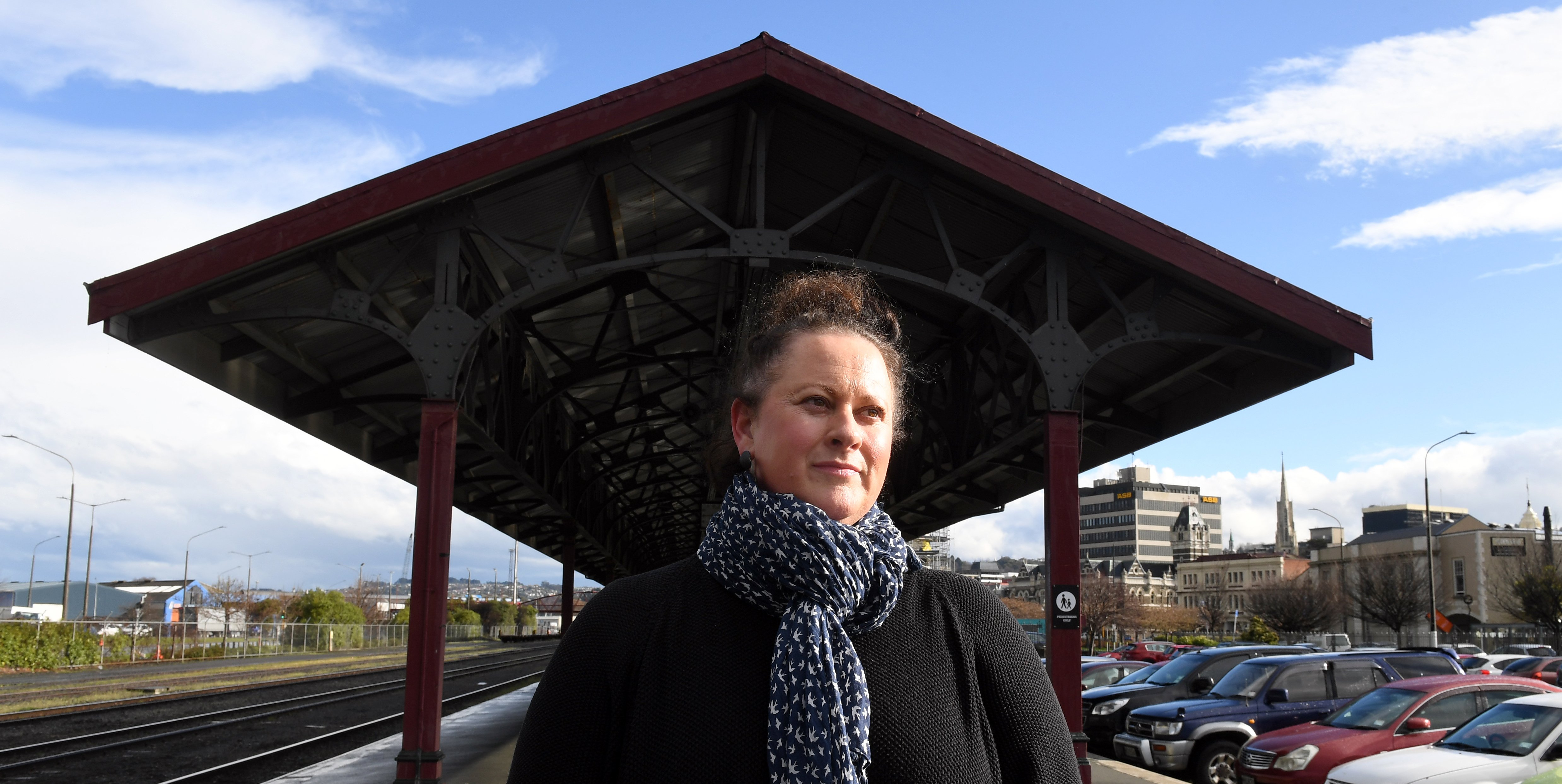 Otago Farmers Market manager Michele Driscoll would like the Saturday market to fall under...