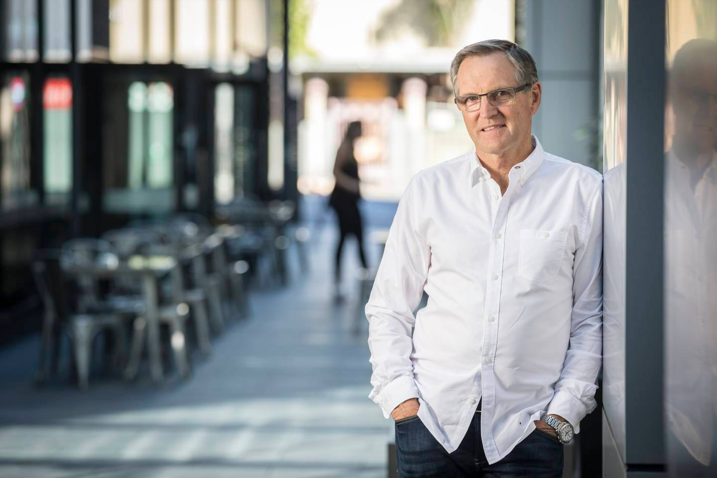 Peter Williams was most recently working for Magic Talk radio. Photo: NZ Herald