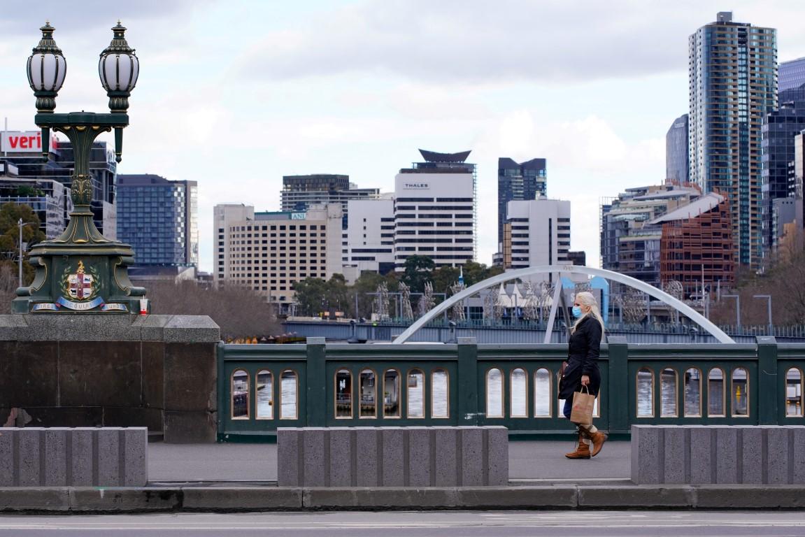 Melbourne covid reuters