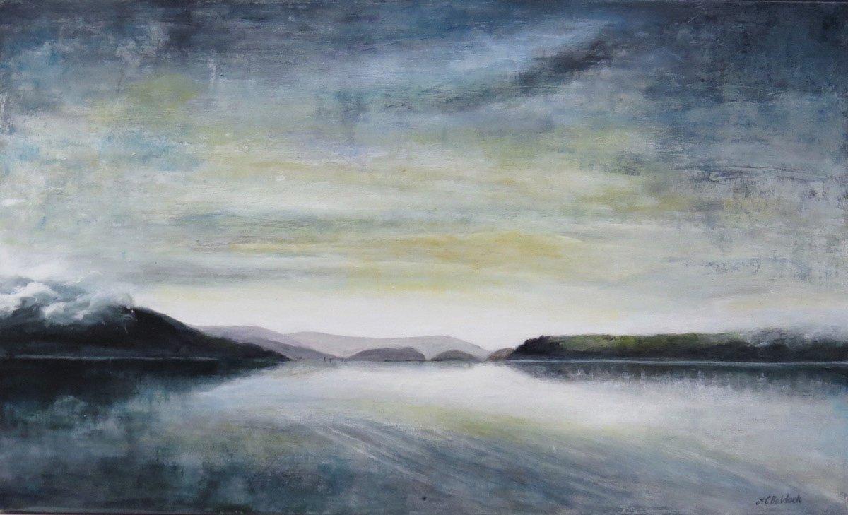 Harbour Guardians, by Anne Baldock