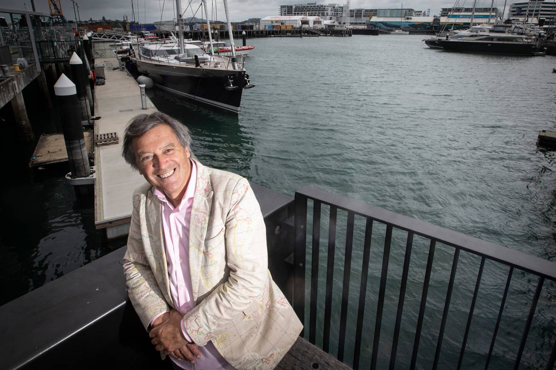Sir Ian Taylor. Photo: NZ Herald