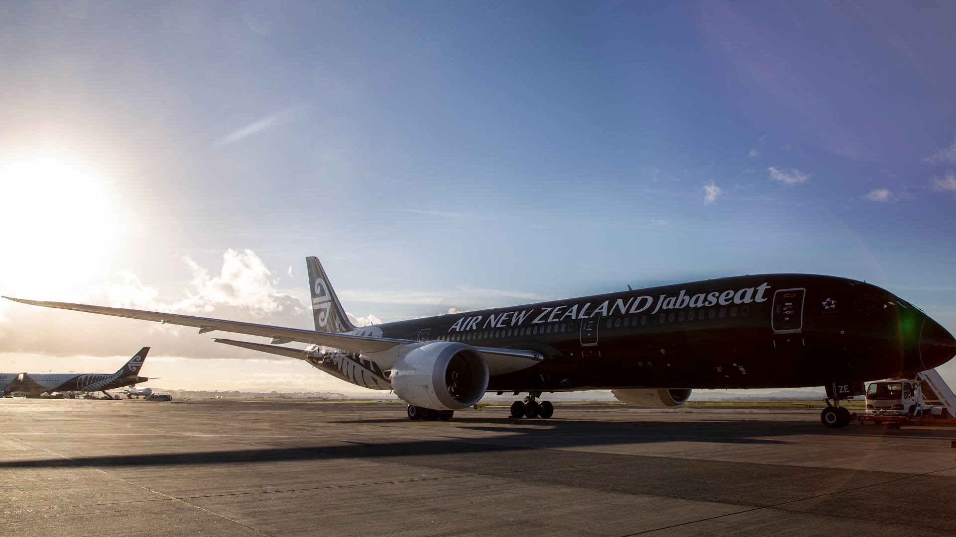 Jabaseat: Air New Zealand has invited a limited number of passengers to get vaccinated on a plane...