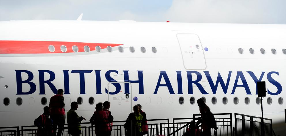 About 380,000 card payments were compromised, BA says, with hackers obtaining names, street and...