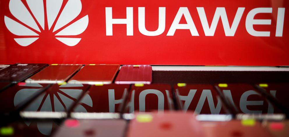 The US says it has imposed the restrictions because of Huawei's involvement in activities...