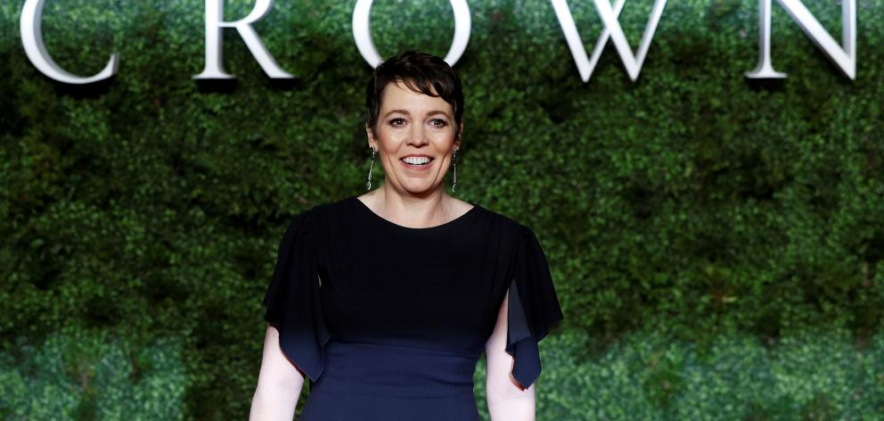 Olivia Colman plays the Queen in the 1960s and 70s. Photo: Reuters
