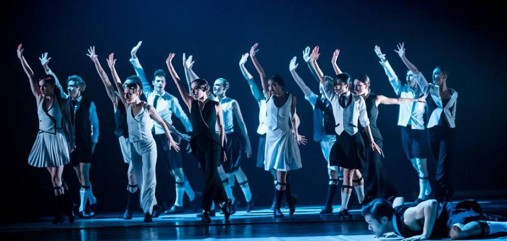 The Royal New Zealand ballet performing in Wellington earlier this year. Photo: NZ Herald