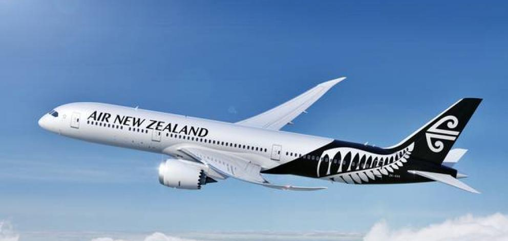 Air NZ would not clarify what the engineering issue was that caused the diverted flight. Photo:...