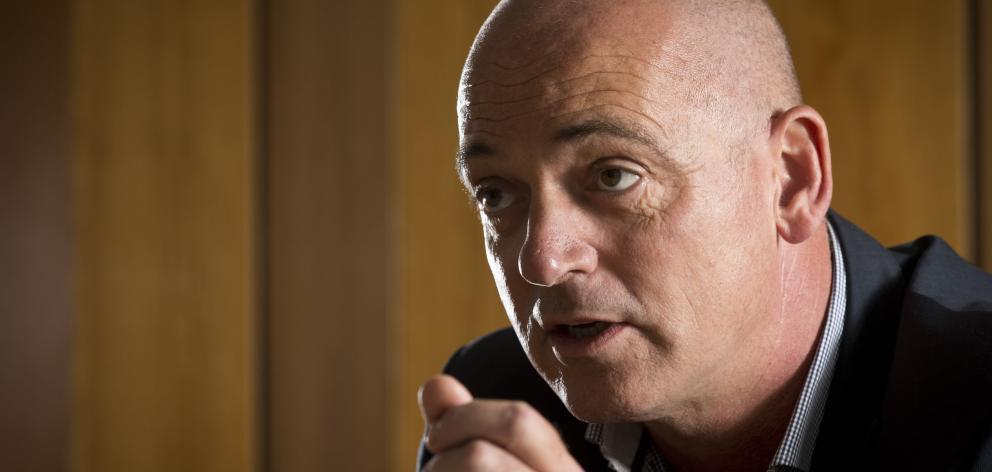 Departing Fonterra boss Theo Spierings netted $8m in the year to June. Photo: NZ Herald