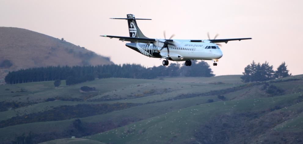 Corrections  will not say how many prisoners travel on commercial flights out of Dunedin Airport....