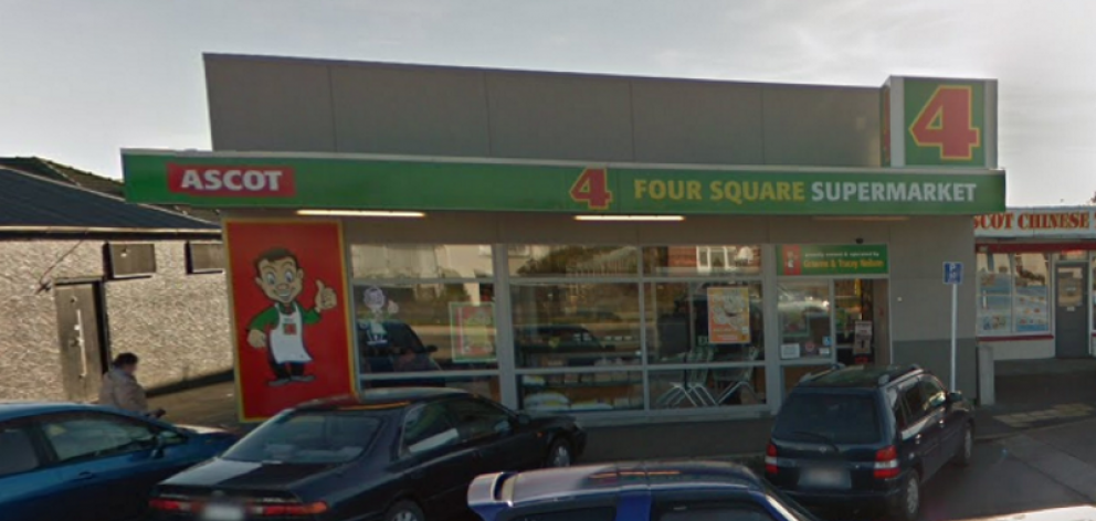 Ascot Four Square sold the lucky scratchy. Photo: Google Maps
